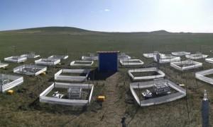 科研助攻再下一城!PRI-8600在中科院内蒙古草原生态系统定位研究站安装完成